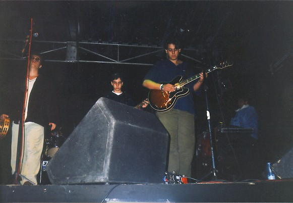 Daniel and Band